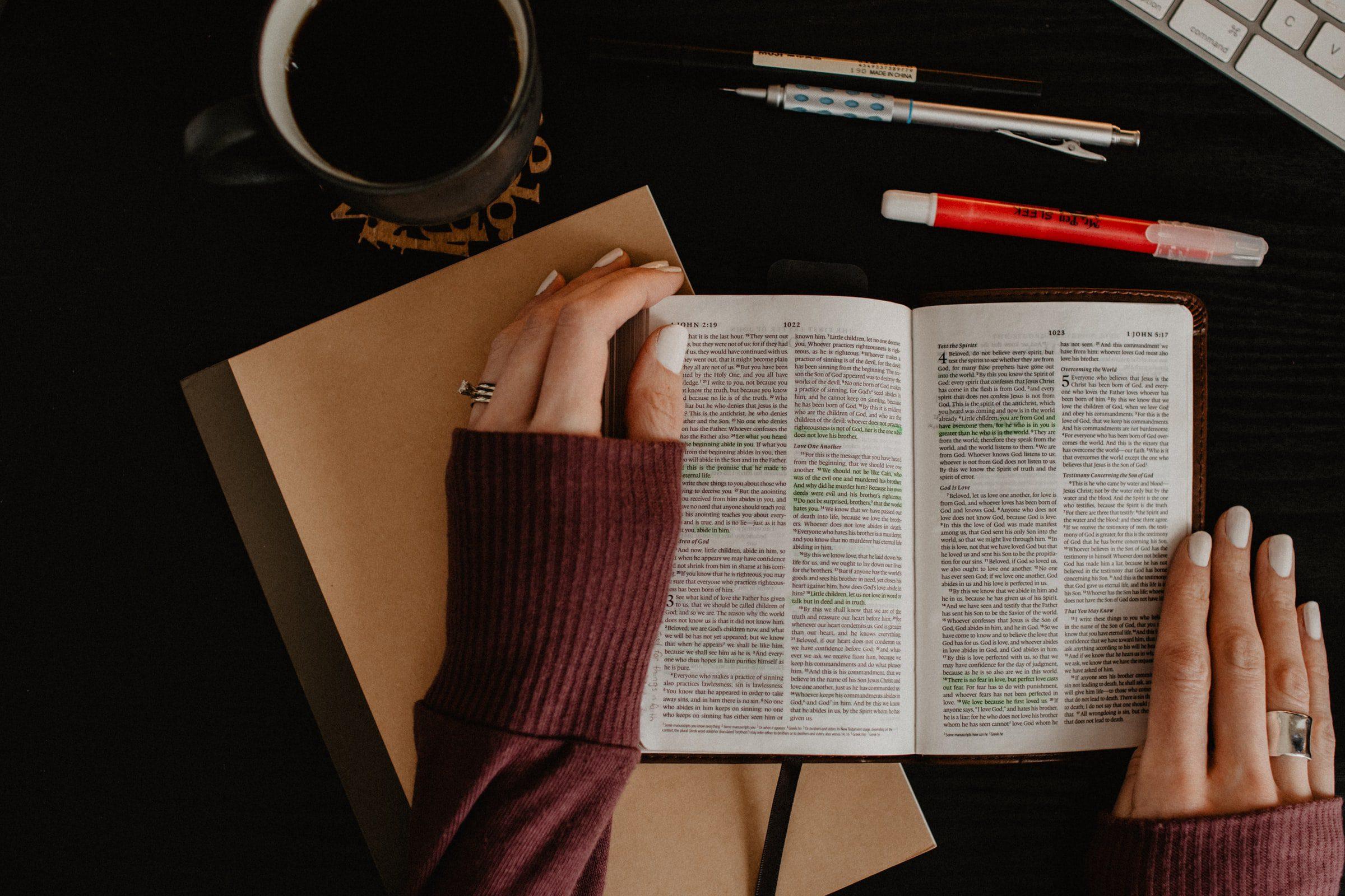 Fr. Charlie's Bible Study